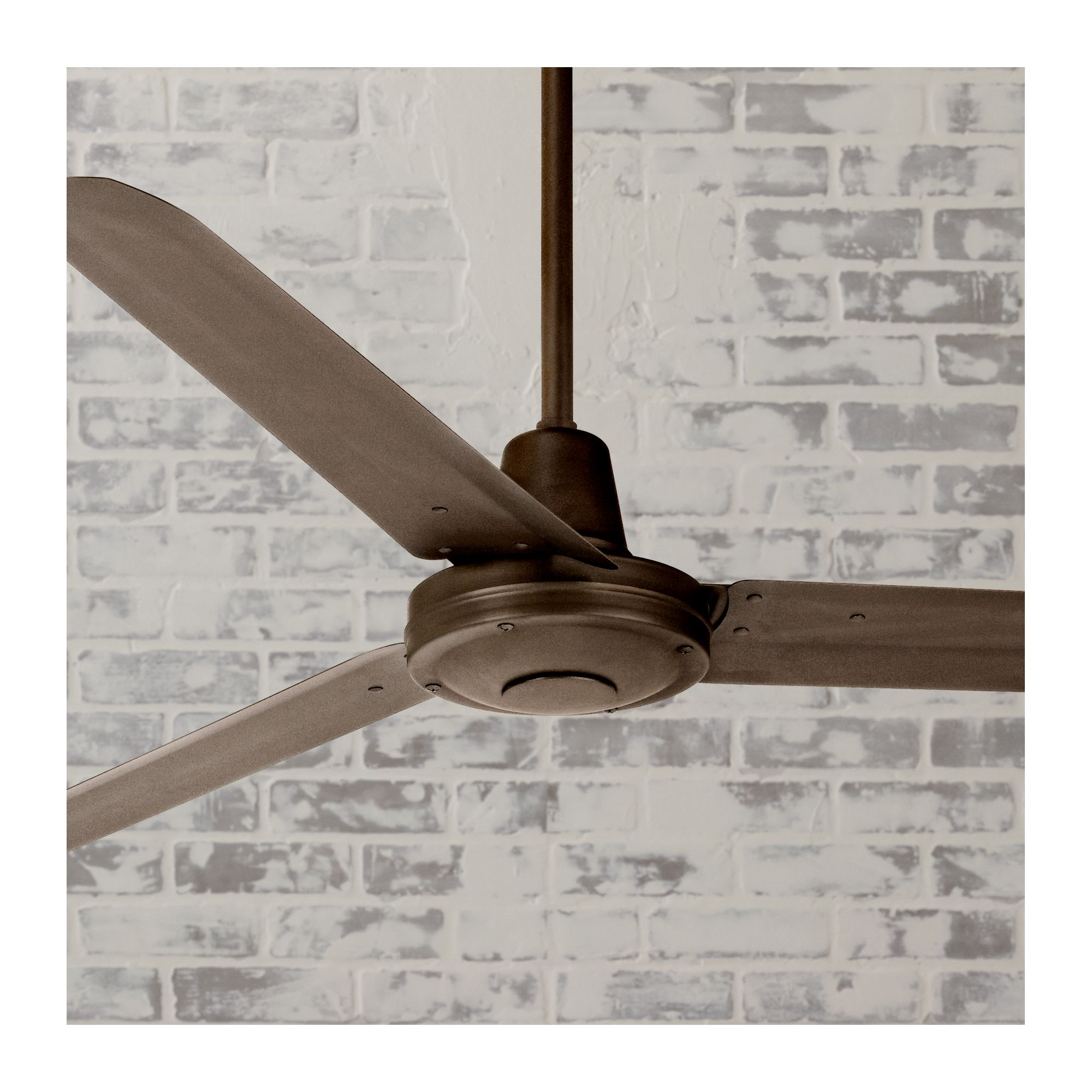 """60"""" Casa Vieja Modern Industrial Outdoor Ceiling Fan with Light Remote Control Oil Rubbed Bronze Damp Rated for Patio Porch"""