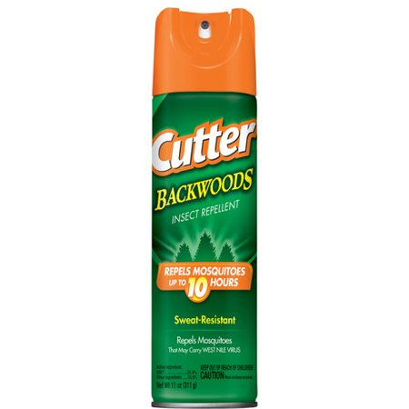 Cutter Backwoods Insect Repellent 11oz