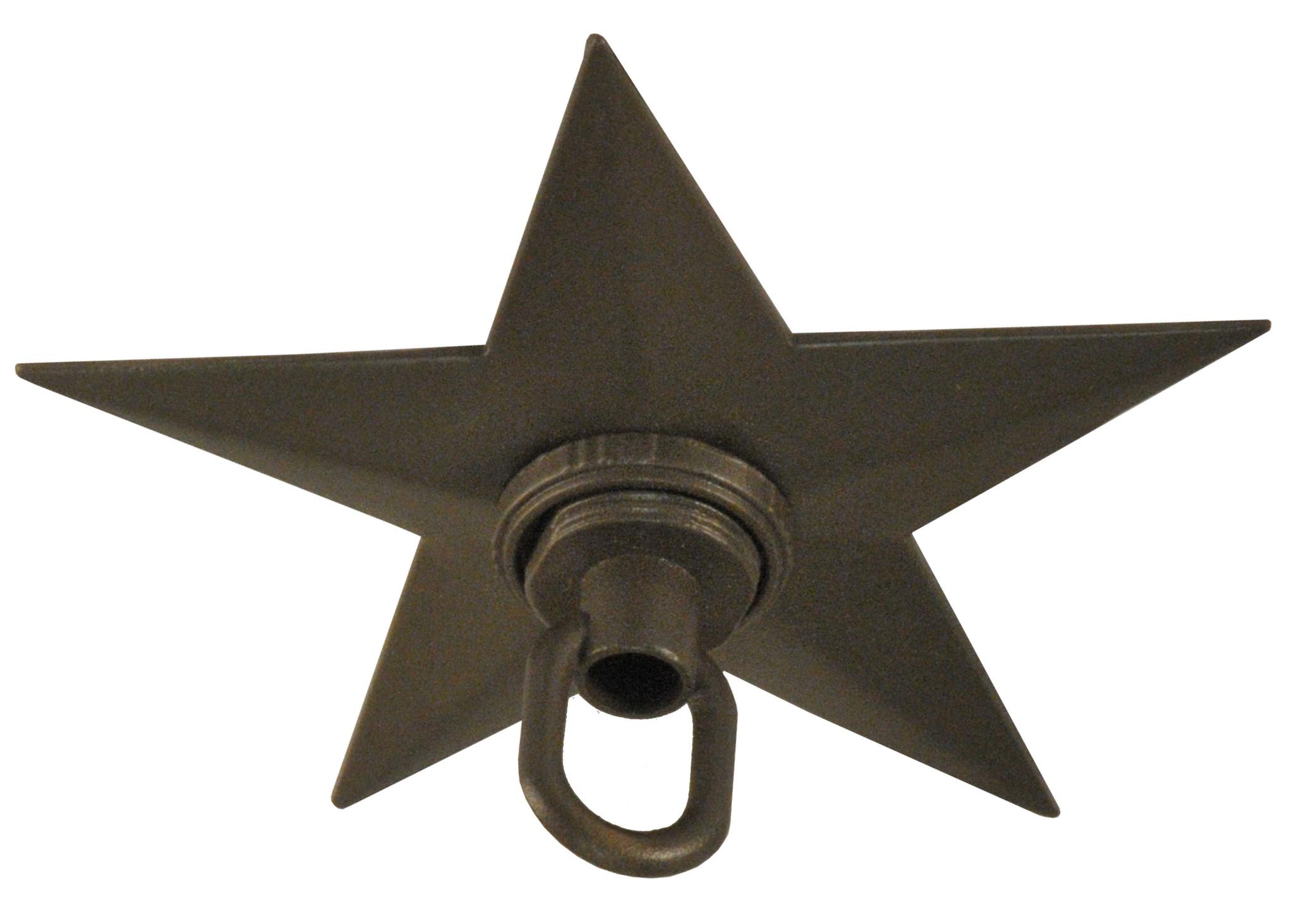 4.75 Inch W Texas Star Canopy by Meyda