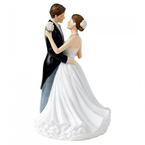 Royal Doulton Wedding Day Figurine, 7.3-Inch