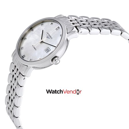 Longines Elegant Mother of Pearl Dial Ladies Watch L43104876 - image 2 of 3