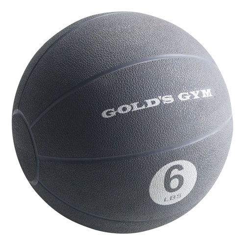 Gold's Gym 6 lb Medicine Ball