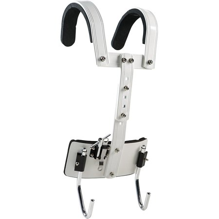 sound percussion labs snare drum carrier white. Black Bedroom Furniture Sets. Home Design Ideas