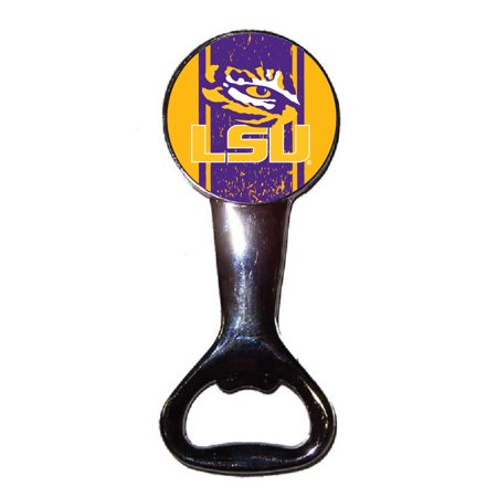 LSU Tigers Magnetic Bottle Opener
