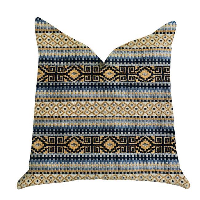 Plutus PBRA1324-2026-DP Daphne Diamante Textured Luxury Throw Pillow, 20 x 26 in. Standard - image 3 de 3
