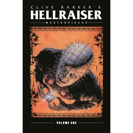 Clive Barkers Hellraiser Masterpieces 1 by