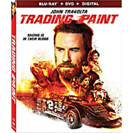 Trading Paint (Blu-ray + DVD)