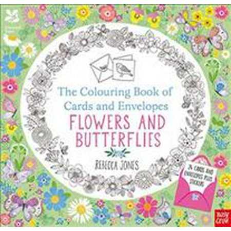 National Trust: The Colouring Book of Cards and Envelopes -