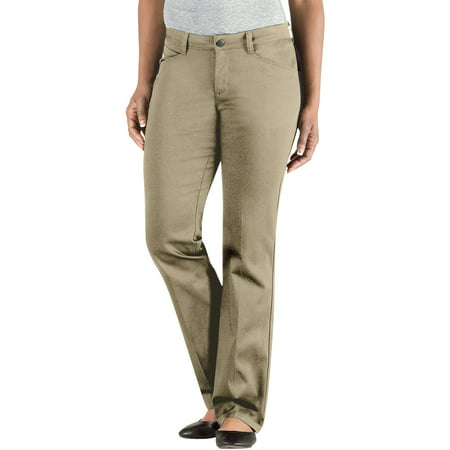 Stretch Air Pants - Curvy Fit Straight Leg Women's Stretch Twill Pant