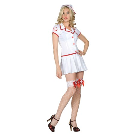 Nurse Feel Better Costume - Halloween Feeling