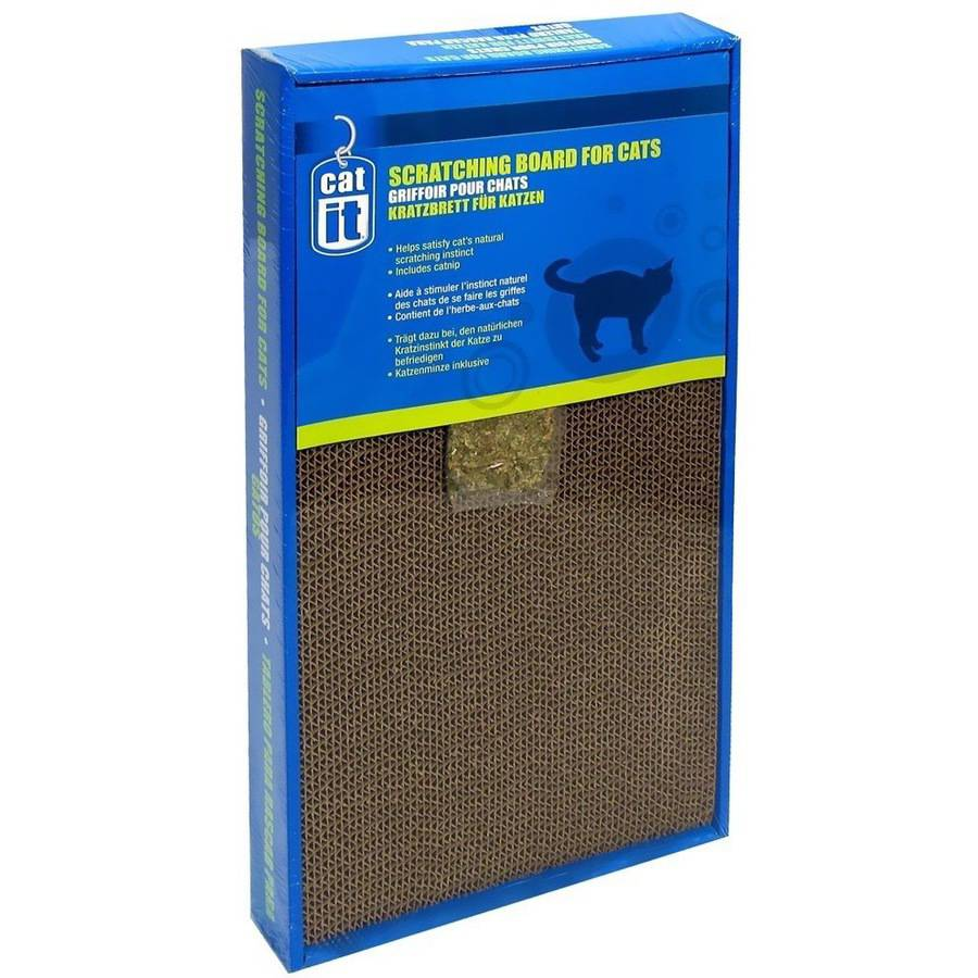 Catit Scratcher with Catnip, Wide, Large by Generic