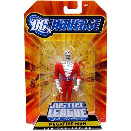 DC Universe Fan Collection Negative Man Action Figure
