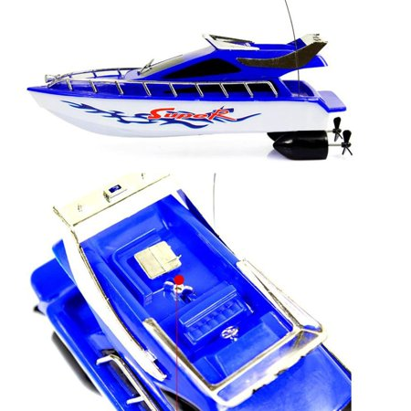 VENSE RC Super Mini Electric Remote Control High Speed Boat Ship Electric Boat Toys HOT New Upgraded on sale - image 4 of 9