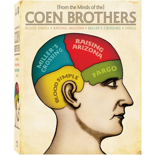 The Coen Brothers Collection: Blood Simple / Raising Arizona / Miller's Crossing / Fargo  (Blu-ray) (Widescreen)