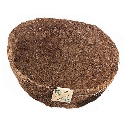 World Source Partners Hanging Basket Liner (Set of 25)