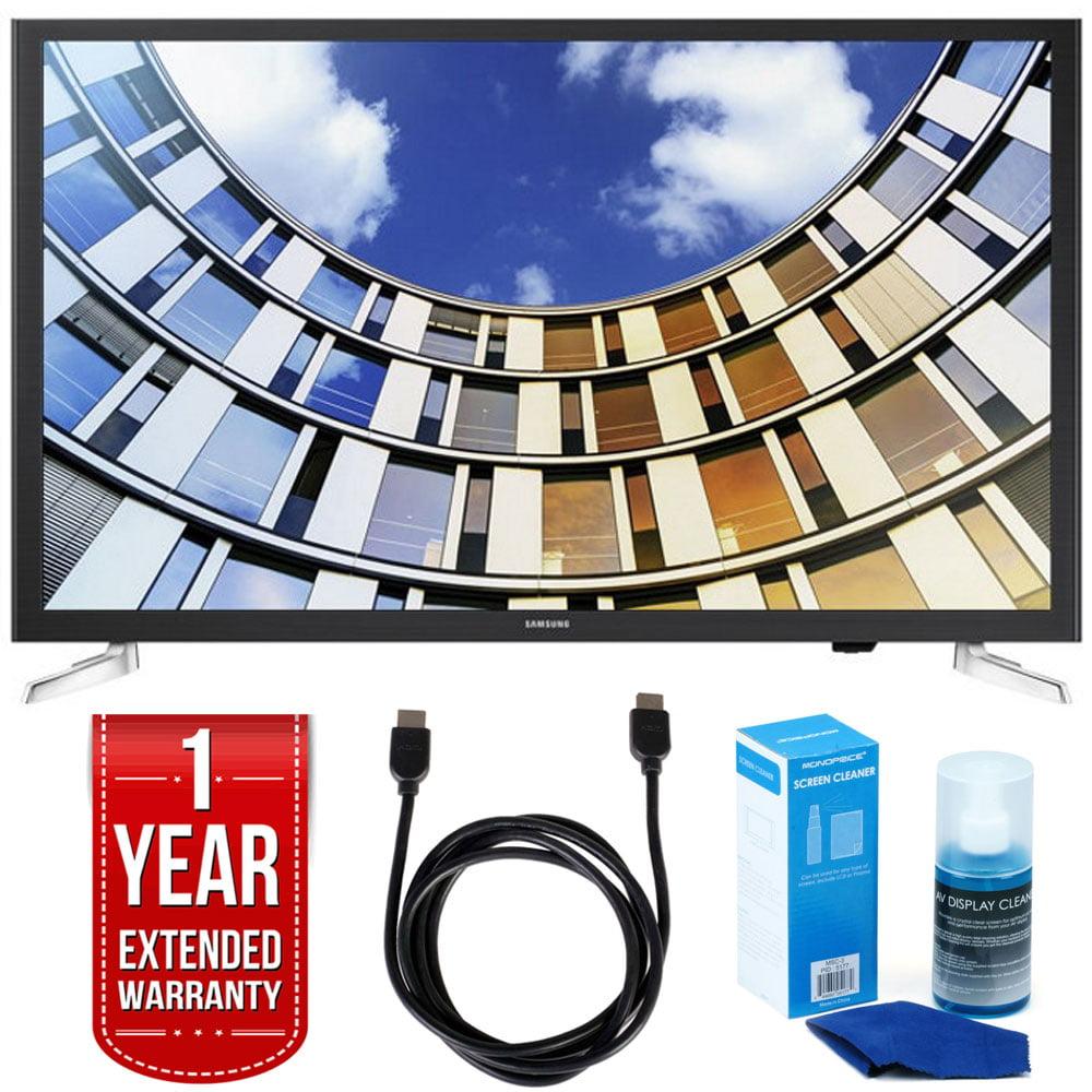 """Samsung UN32M5300AFXZA 32"""" LED 1080p Smart HD TV Bundle with TV,"""