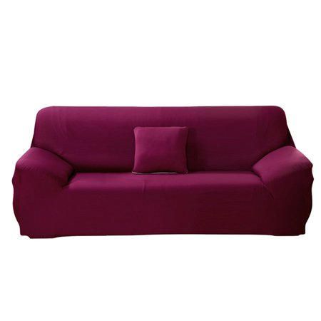 Excellent Sofa Covers 1 Piece Polyester Spandex Fabric Slipcover Strapless Slipcover Chair Loveseat Recliner Sofa Unemploymentrelief Wooden Chair Designs For Living Room Unemploymentrelieforg