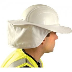 Hard Hat Shades Hard Hat Shade White, OccuNomix By Occunomix