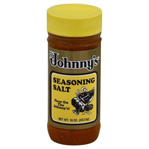 Johnny's Seasoning Salt, 16 Oz