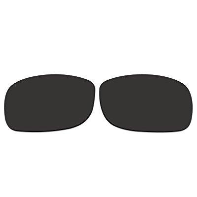 b4e4cc107228aa ACOMPATIBLE Replacement Lenses for Ray-Ban RB4057 61mm Sunglasses (Black -  Polarized)