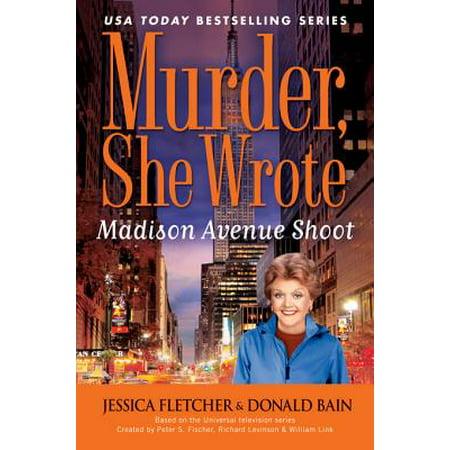 Murder, She Wrote: Madison Ave Shoot - (Roosevelt Ave Flushing)