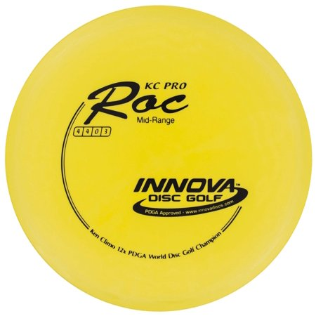 Innova Disc Golf Pro KC Roc Mid-Range - Roc Disc Golf Mid Range