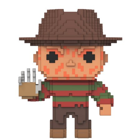 Funko 8-Bit POP!: Horror - Freddy Krueger - Is Freddy Krueger Real