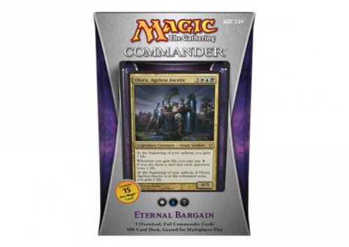 Magic the Gathering Commander 2013 Eternal Bargain Deck by