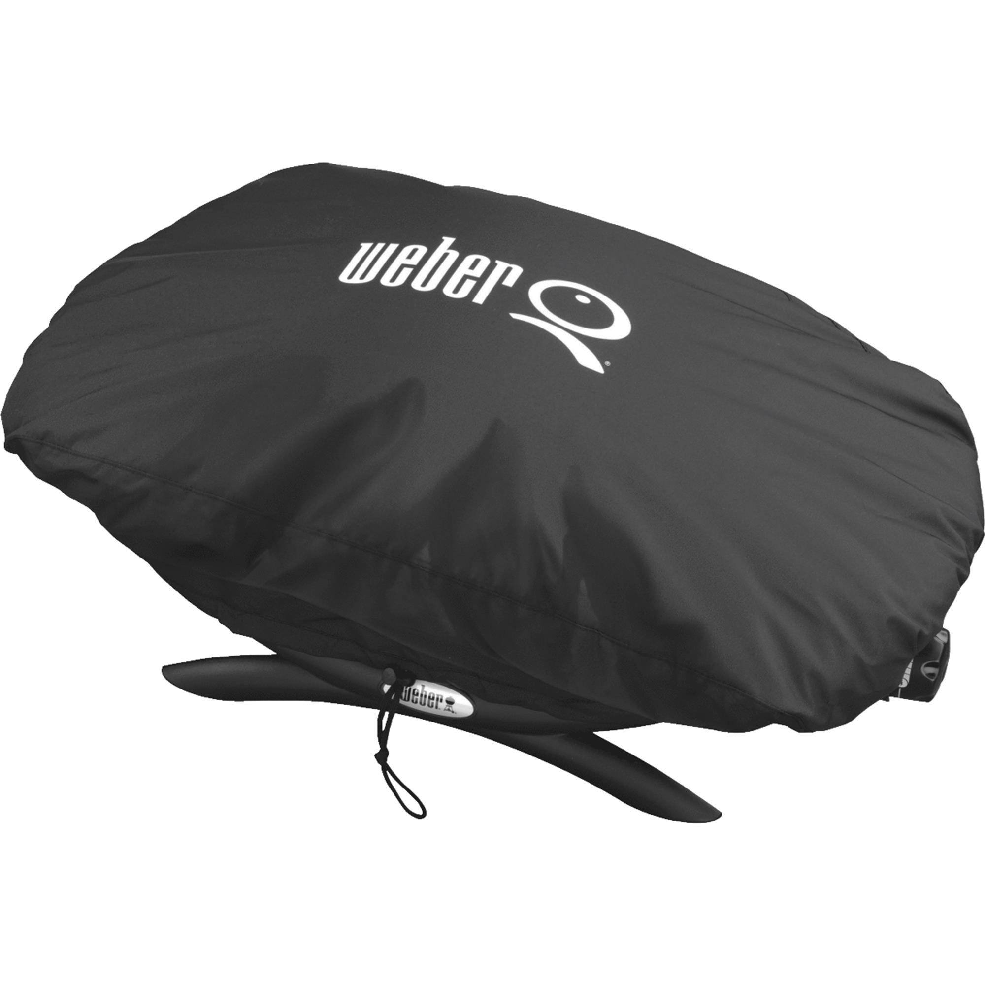 Weber Q 100/1000 27 In. Grill Cover