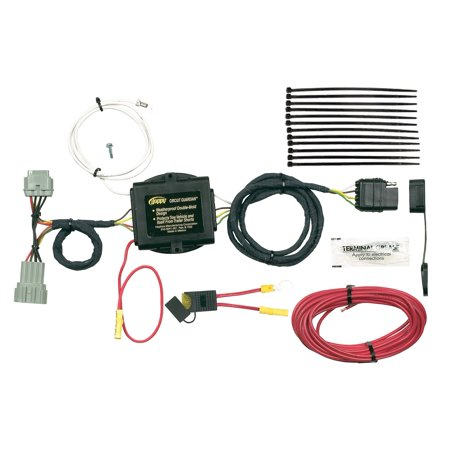 Hopkins Towing Solution 43535 Plug-In Simple Vehicle To Trailer ...