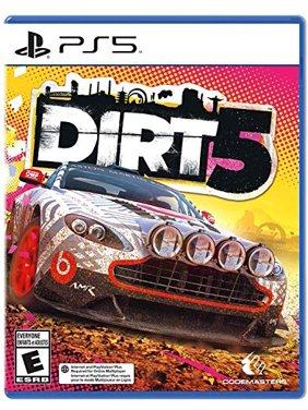 DiRT 5, THQ Nordic For Sony PlayStation 5, PS5NGI01805