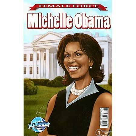Female Force : Michelle Obama](Barack Obama And Michelle Obama Halloween Costumes)