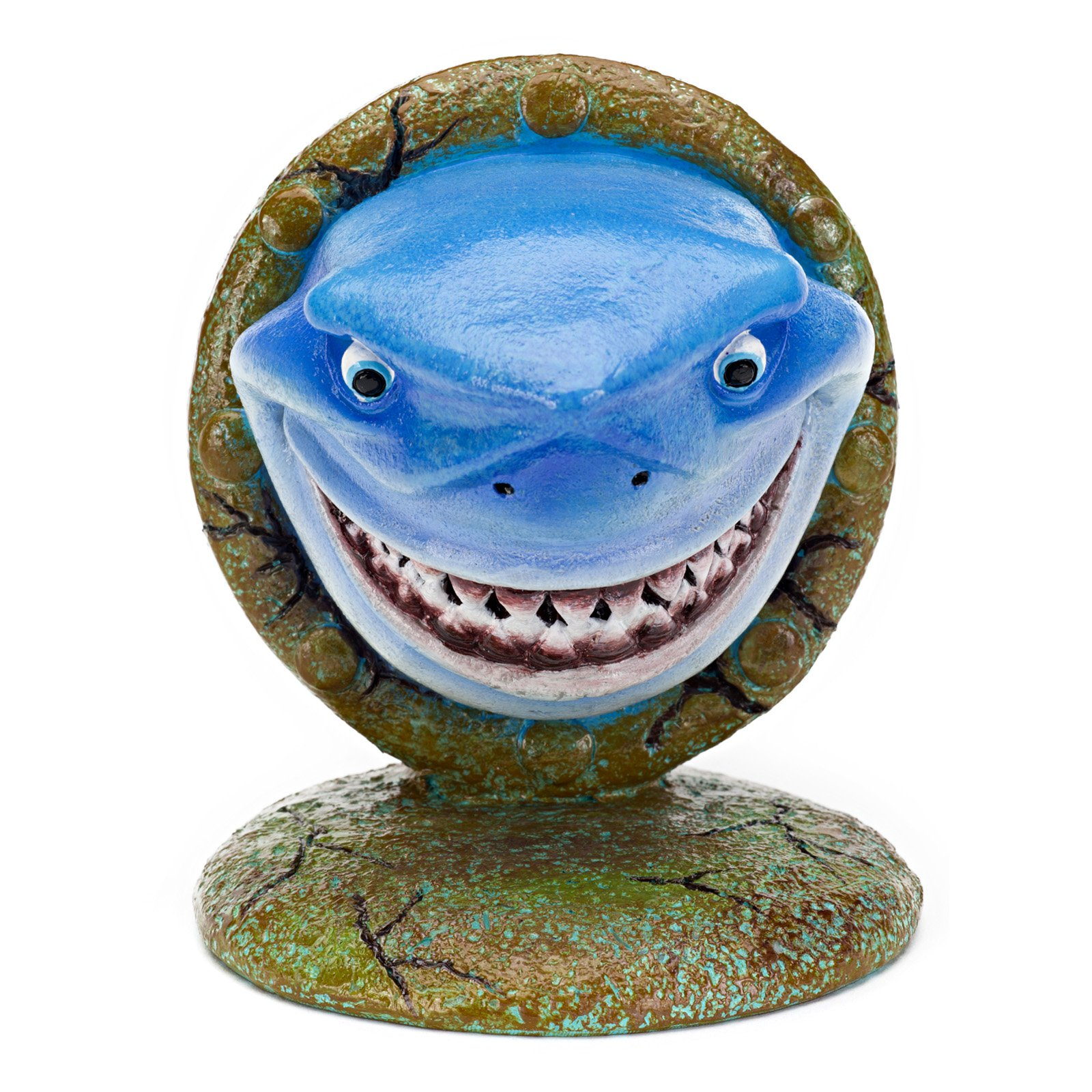 Penn Plax Finding Nemo Bruce 4.5 in. Aquarium Ornament