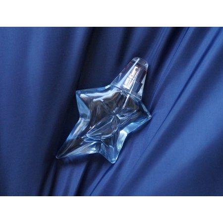 LAMINATED POSTER Bottle Aroma Blue Star Glass Surface Perfume Poster Print 24 x 36 (Star Perfume Bottle)