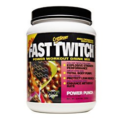 CytoSport CSPTFAST2. 04PUNCPW rapide Twitch Punch Power 2. 04 lb