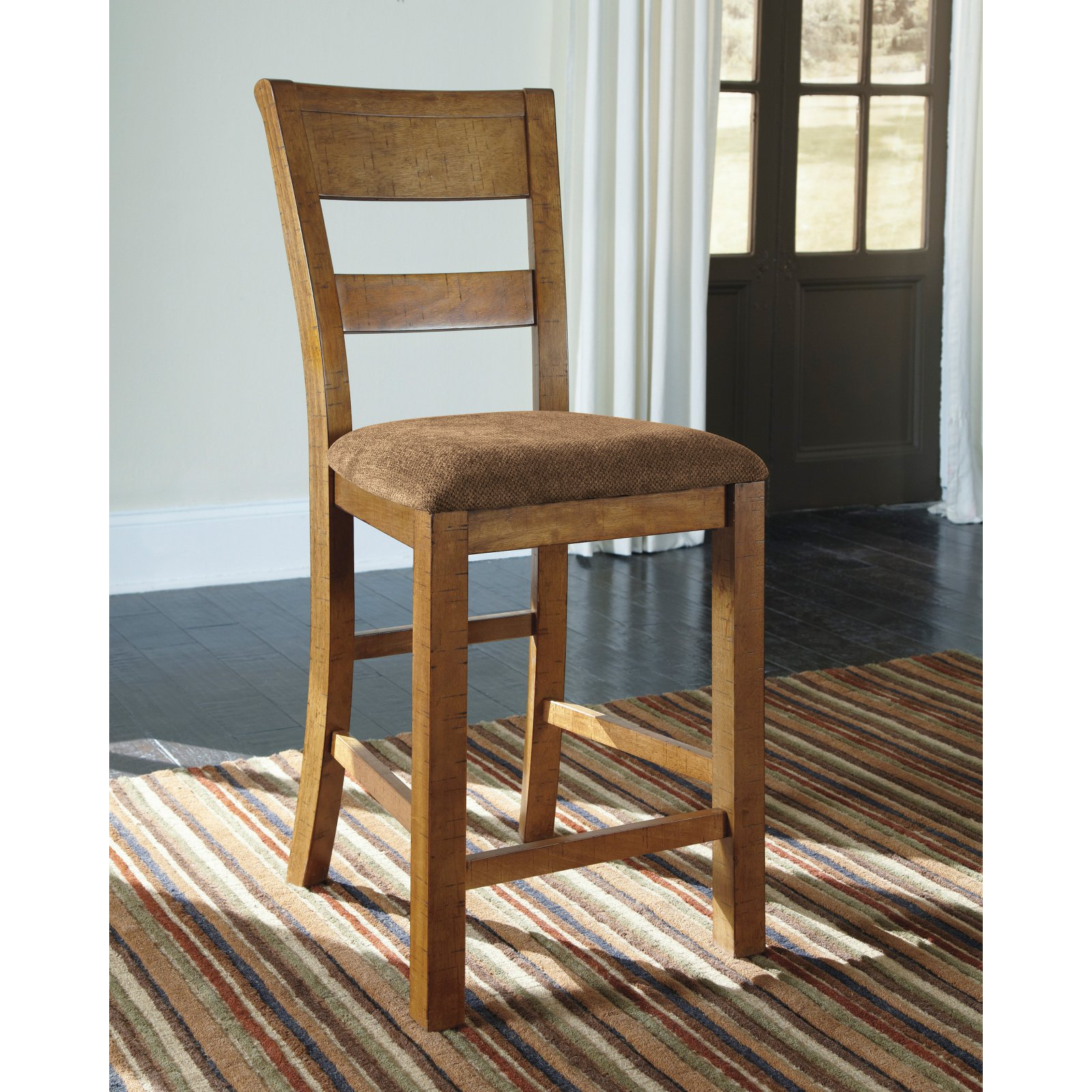 Signature Design by Ashley Krinden Counter Height Dining Chairs - Set of 2