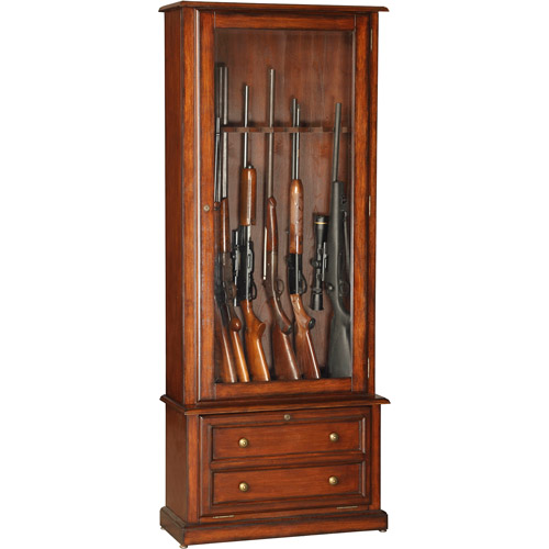 Gun safes at outdoor realm American classic furniture company