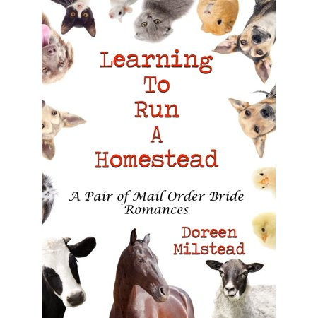 Learning To Run A Homestead: A Pair of Mail Order Bride Romances - - Mail Run On Halloween
