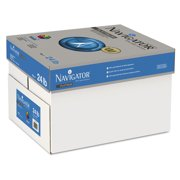 Navigator Platinum Paper, 99 Brightness, 24lb, 11 x 17, White, 2500/Carton