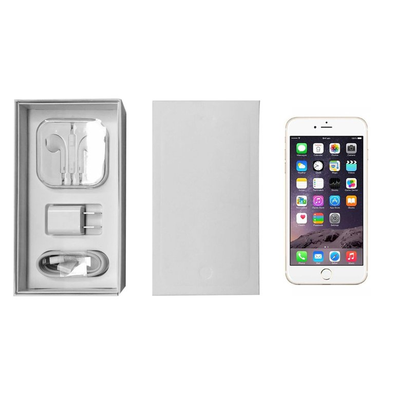 Refurbished Apple iPhone 6 64G LCD Screen Phone Without Fingerprints(Unlocked) Cell Phone