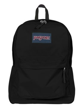 Product Image Jansport SuperBreak Backpack - Black c0803b8079ec8