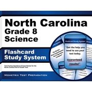 North Carolina Grade 8 Science Flashcard Study System: North Carolina EOG Test Practice Questions & Exam Review for the North Carolina End-of-Grade Tests