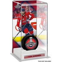 9d4ca5d2a Product Image Alex Ovechkin Washington Capitals 2018 Stanley Cup Champions  Logo Deluxe Tall Hockey Puck Case