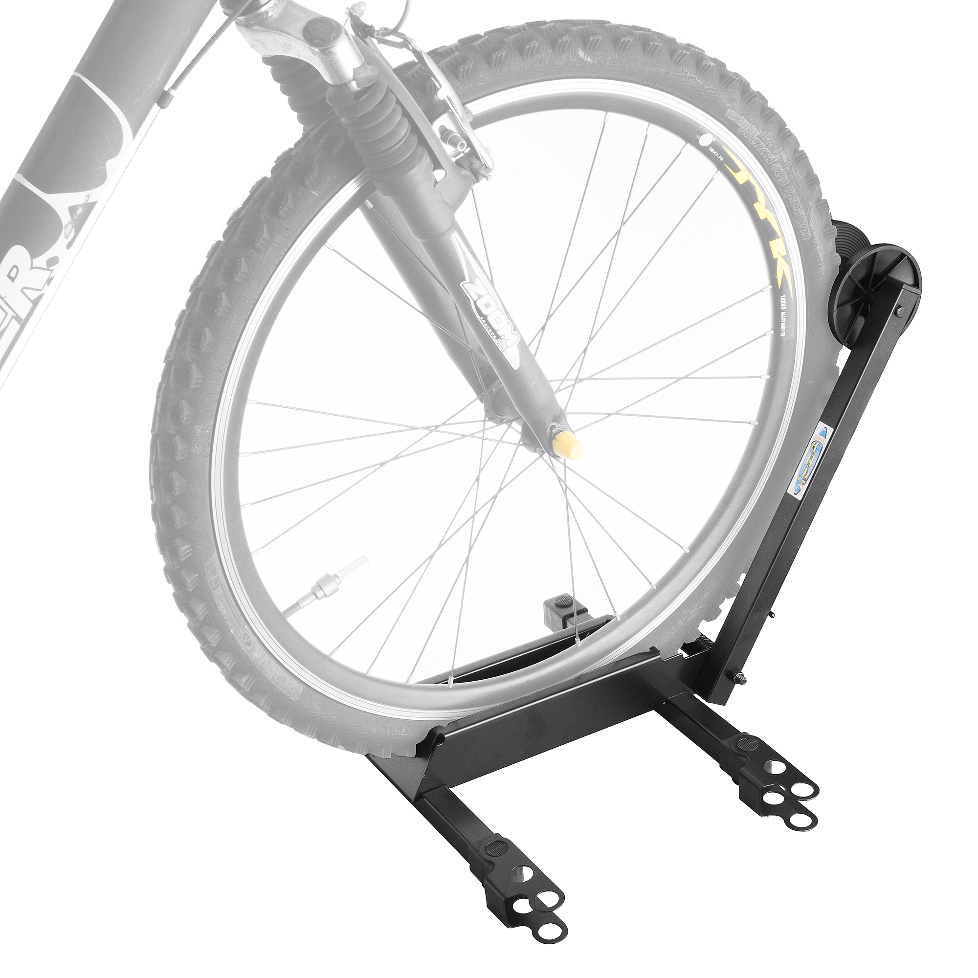 RAD Cycle EZConnect Foldable Bike Rack Bicycle Storage Floor Stand!