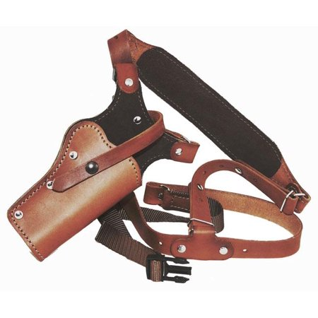 Western Images Leatherworks, Inc Sportsman's Chest Rig® for Desert Eagle .44 mag or 50