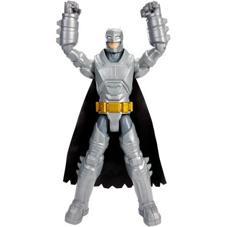 Batman  Vs  Superman  12  Armor Batman Figure