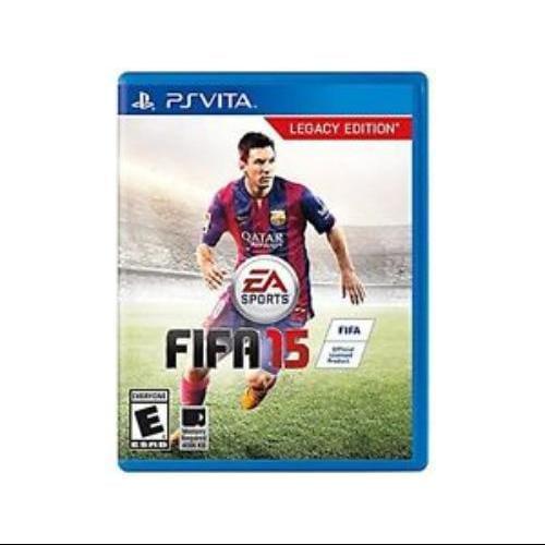 FIFA 15 - PlayStation Vita (Electronic Arts)