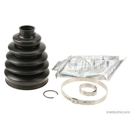 GKN Drivetech W0133-1970538 CV Joint Boot Kit for Audi / -