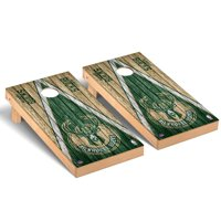 Milwaukee Bucks Weathered Cornhole Game Set