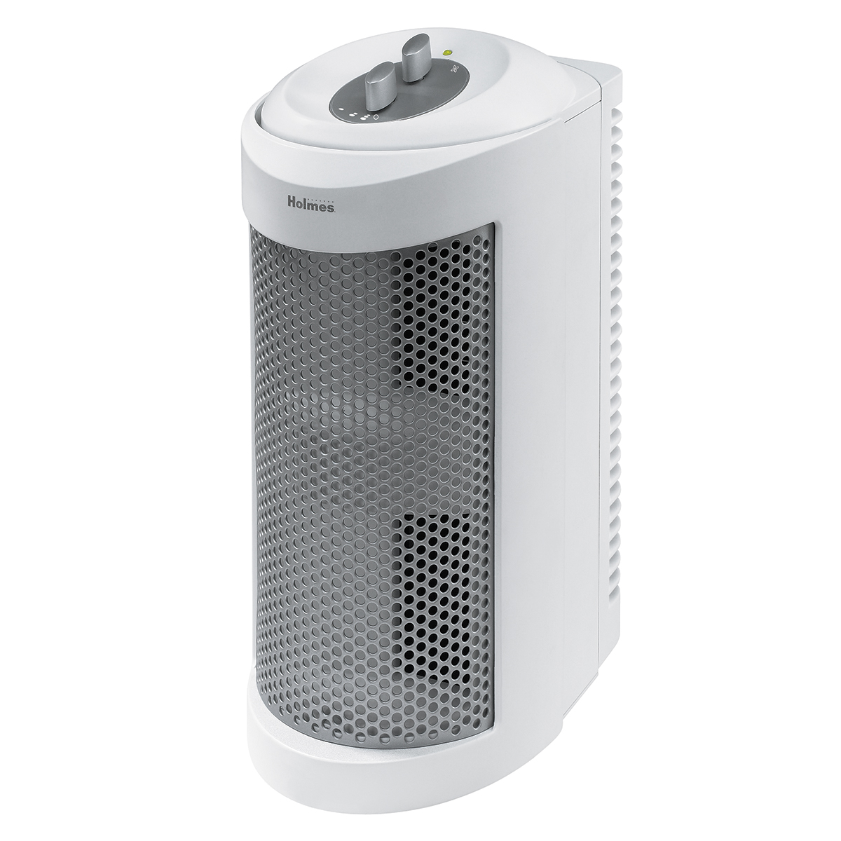 Holmes Allergen Remover Air Purifier Mini-Tower with True HEPA Filter, Three Speed (HAP706-NU)